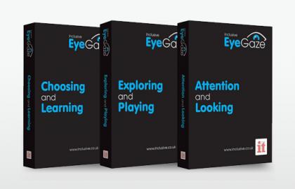 Inclusive Eye Gaze Learning Curve
